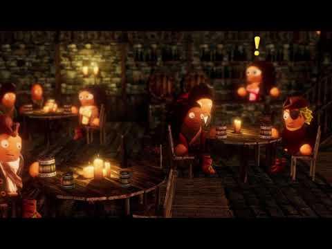 Пройдохи и авантюристы поборются за королевский трон в приключенческой игре Pirates of First Star