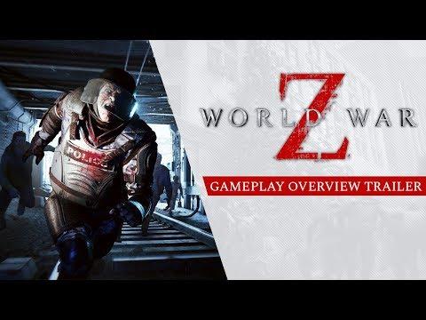 Обзорный трейлер кооперативного зомби-шутера World War Z для PS4, Xbox One и PC