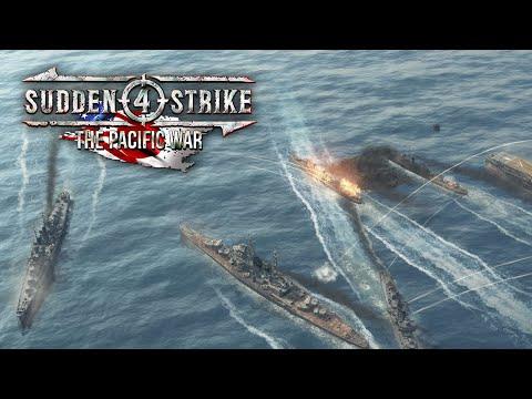 Для Sudden Strike 4 вышло дополнение The Pacific War с новыми генералами, миссиями и техникой