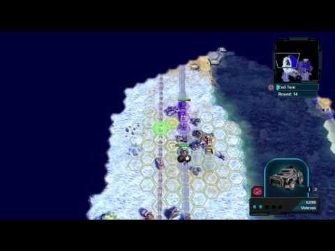 Пошаговая стратегия Battle Worlds Kronos в мае высадится на Switch