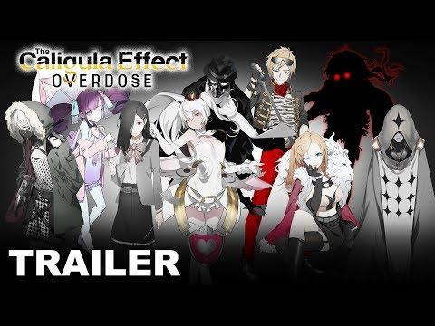 Новый трейлер ролевой игры The Caligula Effect: Overdose демонстрирует Музыкантов Остинато