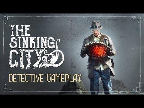 Новый трейлер The Sinking City демонстрирует систему расследований и поиск улик