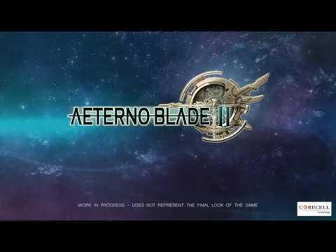 Несколько видеороликов с игровым процессом AeternoBlade II