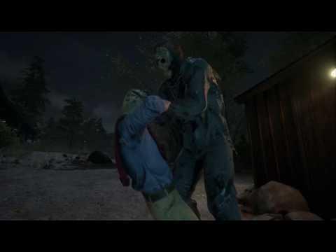 Хоррор-слэшер Friday the 13th: The Game доберётся до Switch этой весной