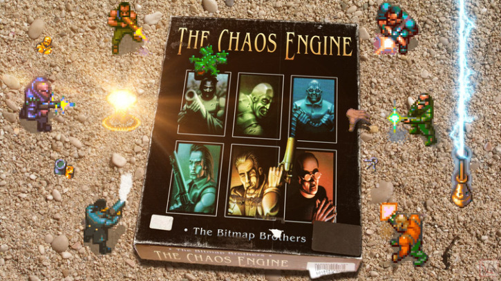 [Игровое эхо] 2 мая 1993 года — выход The Chaos Engine для SEGA Mega Drive