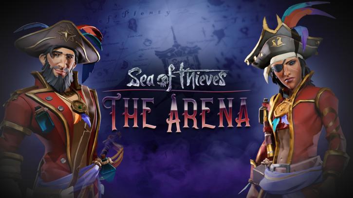 Для Sea of Thieves вышло юбилейное обновление