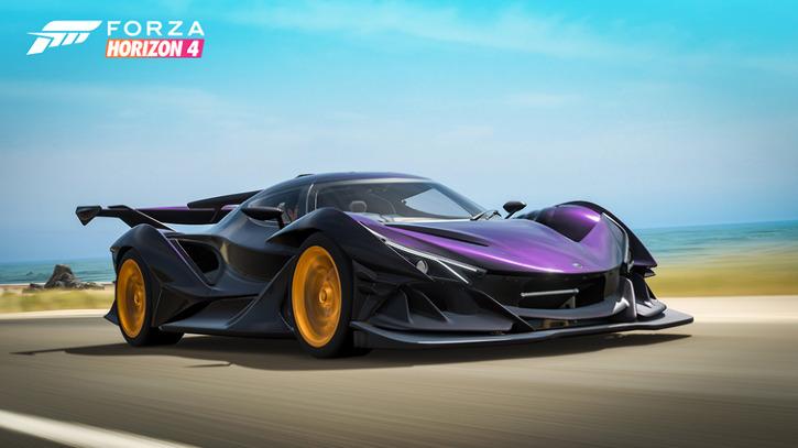 Forza Horizon 4 получила апдейт с новыми контентом и более честными правилами