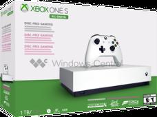 [Слух] Xbox One S All-Digital c 1 ТБ памяти поступит в продажу 7 мая