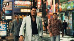 Компания SEGA представила новую версию Кёхэя Хамуры из Judgment