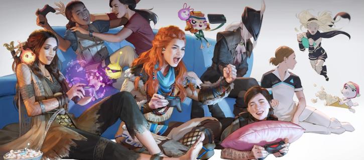 8 марта на дворе: Ищем игры для самых разных девушек в PlayStation Store!
