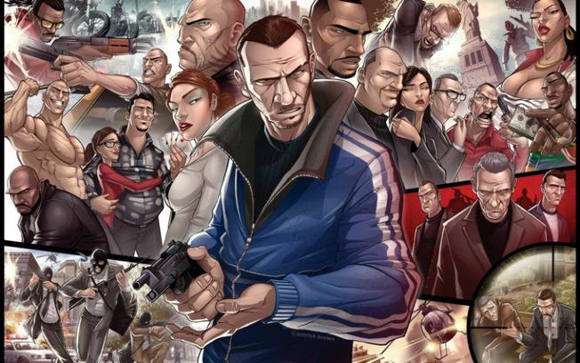 [Игровое эхо] 29 апреля 2008 года — выход Grand Theft Auto IV для PS3 и X360