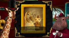 Детективное point-and-click приключение Lord Winklebottom Investigates прибудет на Switch и PC