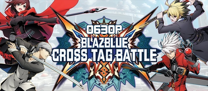 Трейлер Тэдди из Persona 4 для BlazBlue: Cross Tag Battle