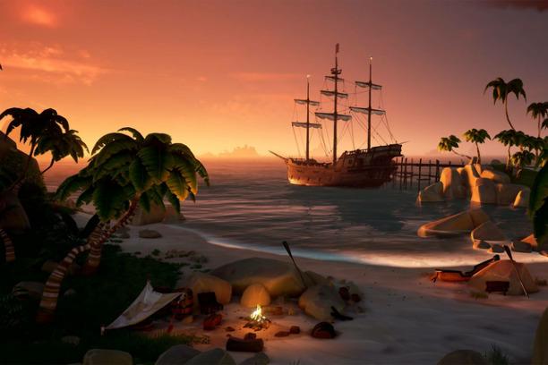 Sea of Thieves отметит годовщину выходом нового обновления