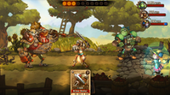 Опубликован премьерный трейлер SteamWorld Quest: Hand of Gilgamesh