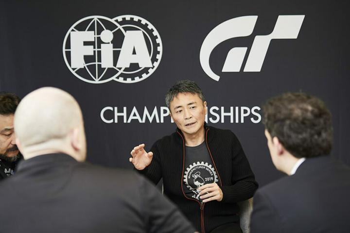 Кадзунори Ямаути: Мы не собираемся прекращать выпуск бесплатных обновлений для Gran Turismo Sport